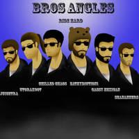 Bros Angels Ride Hard by Mr-Stricken