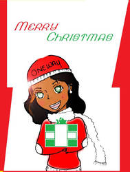 Merry Christmas from Emiko by Queenz14
