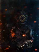 Aqua Dweller by pedrohlr95