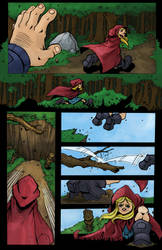 Battle For Ozellberg  Page 4 By Stump100 by AimeeSH