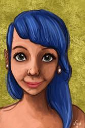 Self Portrait by AimeeSH