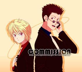 Commission: akayashi by LauraPaladiknight