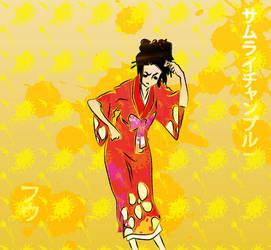 Samurai4 by MadCMDL