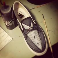 Custom Shoes by JordanMendenhall