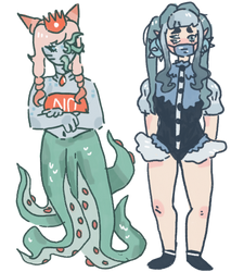 MONSTER ADOPTS 2/2 OPEN!! by eastii