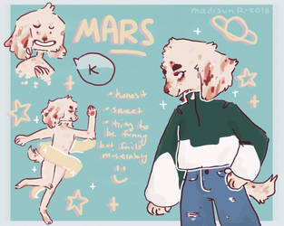 MARS REF 2018 ??? by eastii