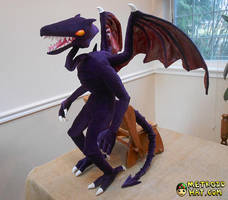 Big Ridley Plushie by Eyes5