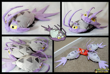 Wimpod Plushie by Eyes5