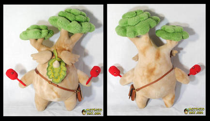 Hestu Plushie by Eyes5