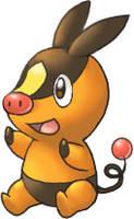 Tepig - Pokabu by arkeis-pokemon