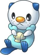 Mijumaru - Oshawott by arkeis-pokemon