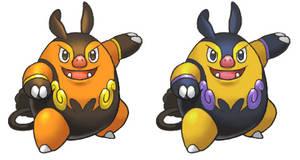 Pignite by arkeis-pokemon