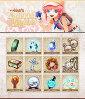 [Closed] Nagi's Material Gacha 09 by neeproject