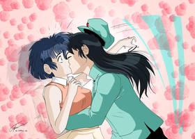 Ranma kiss-by my best friend by ranmaonehalf