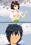 BH6: Under the cherry tree by jt-designs-123