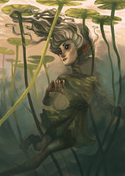 Pond2 by Limely