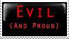 Evil and Proud by Otogakure-Akatsuki