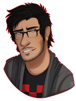 Markiplier by Kawartsii
