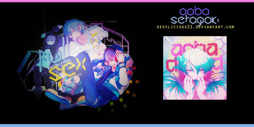 Aoba Seragaki - DMMD by SexyLiciouS21