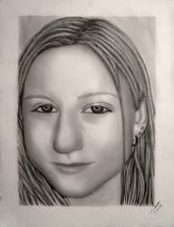 Portrait of Kaycee by Delirium619