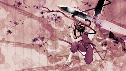 Negima!! - Kaede Nagase wallpaper by LastBlues