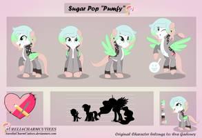 Sugar Pop - REF SHEET by RaspberryStudios