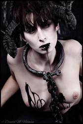 Dark Restraint II by DMHolman