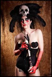 _Un_Seelie:  Queen I by DMHolman