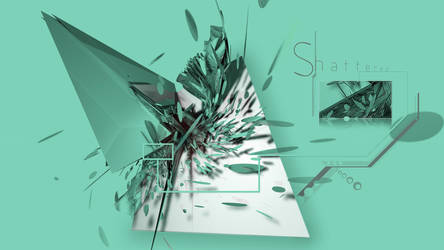 Shattered by Us3d-CanVas