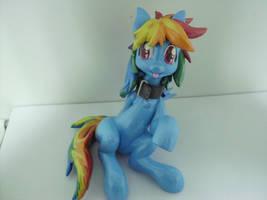 rainbow dash by e33333386