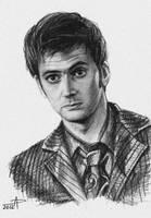 Doctor Who by phantosmagoria