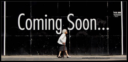 Coming soon by davidluz2000