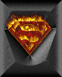 For Chris the REAL Superman by Netcro