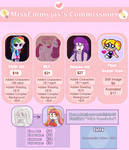 Commission CHART (paypal) by MissEmmyJay