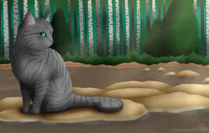 Willowshine's Getaway by BlueEyesNeko