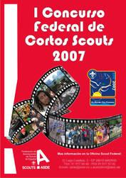 I Concurso de Cine Scout by SGS-Design