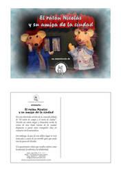 El raton Nicolas y su amiga... by SGS-Design