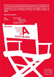 II Concurso de Cine Scout - 2 by SGS-Design