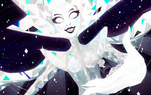 White diamond by DioKate