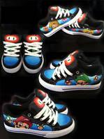 Custom Marios by manicimages