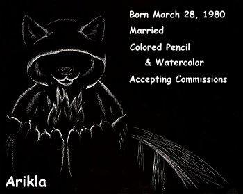arikla's Profile Picture
