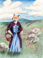 Heather on the Moor by arikla