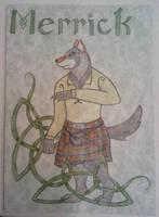 Merrick Kells Style Badge by arikla
