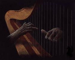 Scorn Not the Strings by arikla