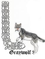 Graywolf - WEX by arikla