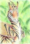 Jungle King by arikla