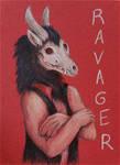 Ravager Badge - AC2016 by arikla