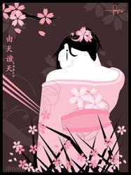 Sakura Series : Stillness by thresca