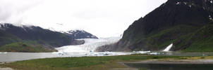 Mendenhall Glacier by theanimeaxis