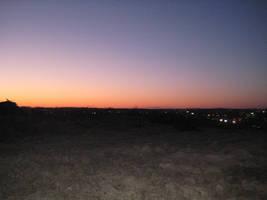 Sunset by daughterofbastet